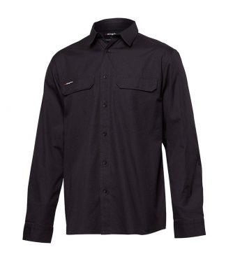 KingGee Workcool Pro Stretch Ripstop Shirt L/S