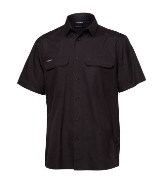 KingGee Workcool Pro Stretch Ripstop Shirt S/S