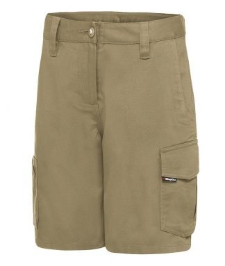 King Gee Womens Workcool 2 Shorts