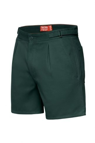 Hard Yakka Drill Shorts with Side Tabs