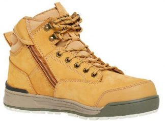 Hard Yakka 3056 Side Zip (5 Inch) Boot 130mm - Wheat