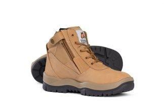 Mongrel Zip Sider Boot
