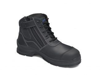 Blundstone Zip Sided Safety Hiker