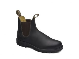 Blundstone Stout Brown Elastic Sided Boot